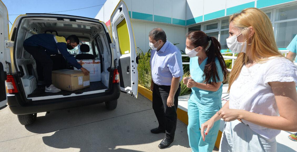 Laura Giordano Infectóloga de Bahía Blanca